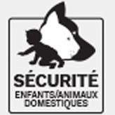 Sécurité enfant et animaux domestiques