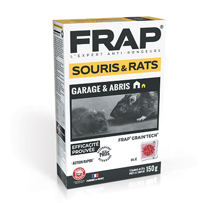 Frap® Grain'Tech®